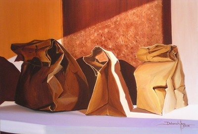 Three Brown Bags (SOL...