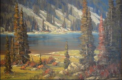 A Time to Reflect by  Allen Lund - Masterpiece Online