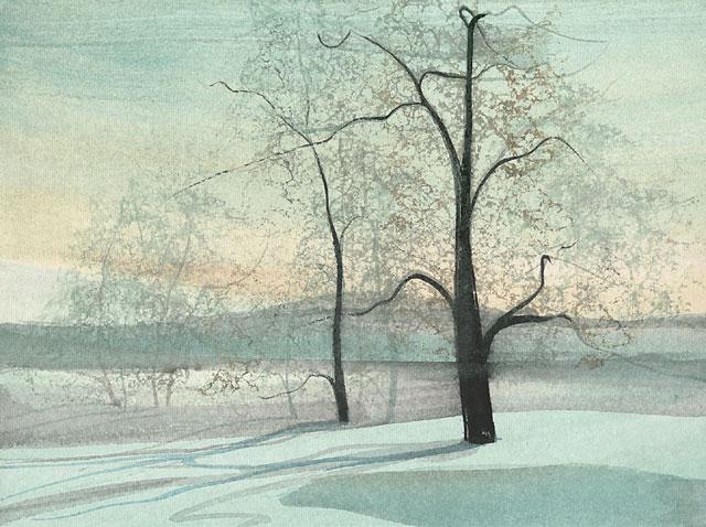 DP-PEACEFUL MORN by  P. Buckley Moss  - Masterpiece Online