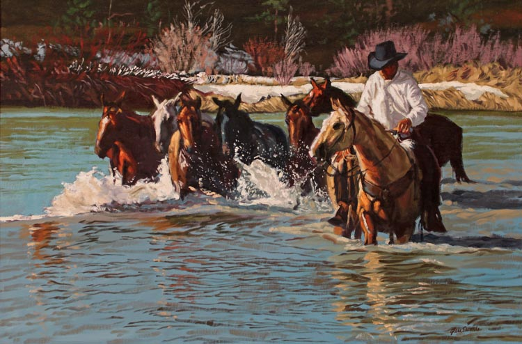 A NEW WORK- The Mob by  Glen Edwards - Masterpiece Online