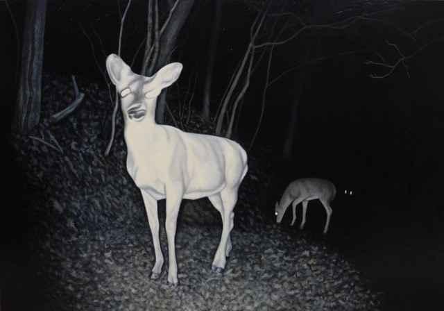 Night Vision: Three by  Valerie Mangion - Masterpiece Online
