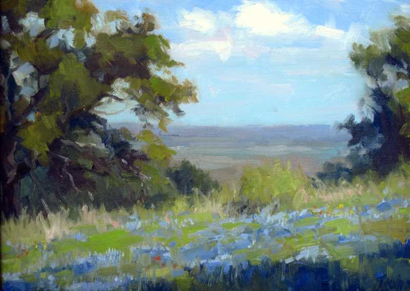 A Small Blue View by Mr Bob Rohm - Masterpiece Online