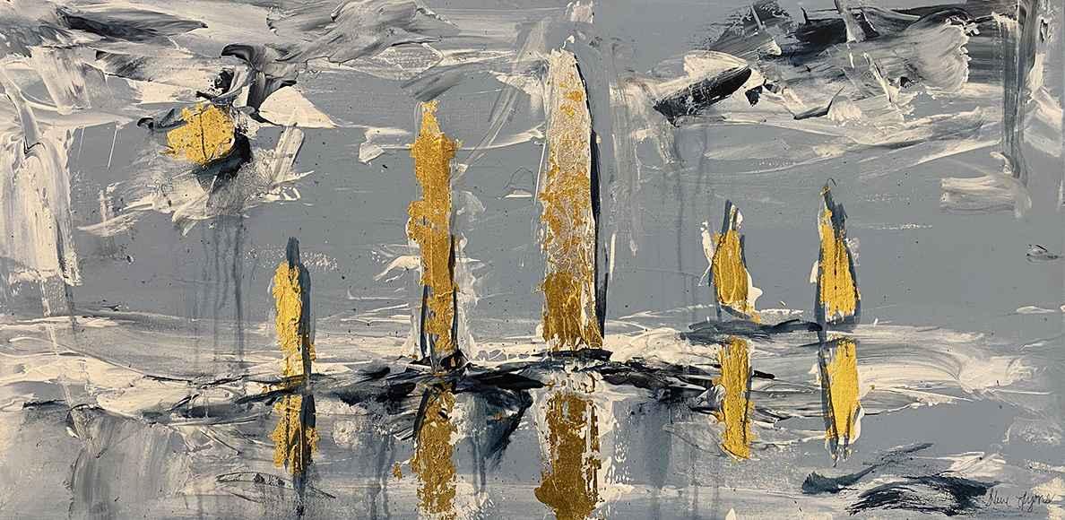Five Sails by  Steve Lyons - Masterpiece Online