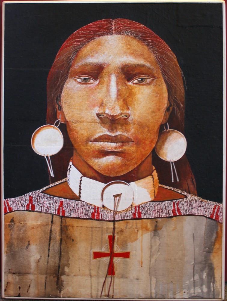 Lakota by  Ben Wright - Masterpiece Online
