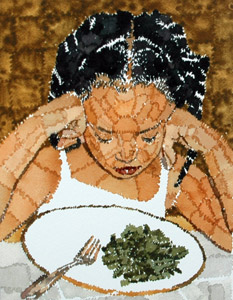 Mindy Ordered The Gre... by  Richard Yarde - Masterpiece Online