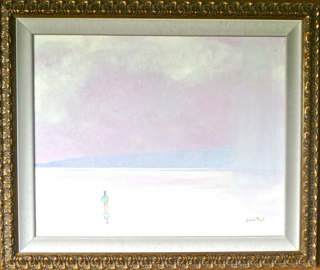 Rain by  Louis Pohl (1915-1999) - Masterpiece Online