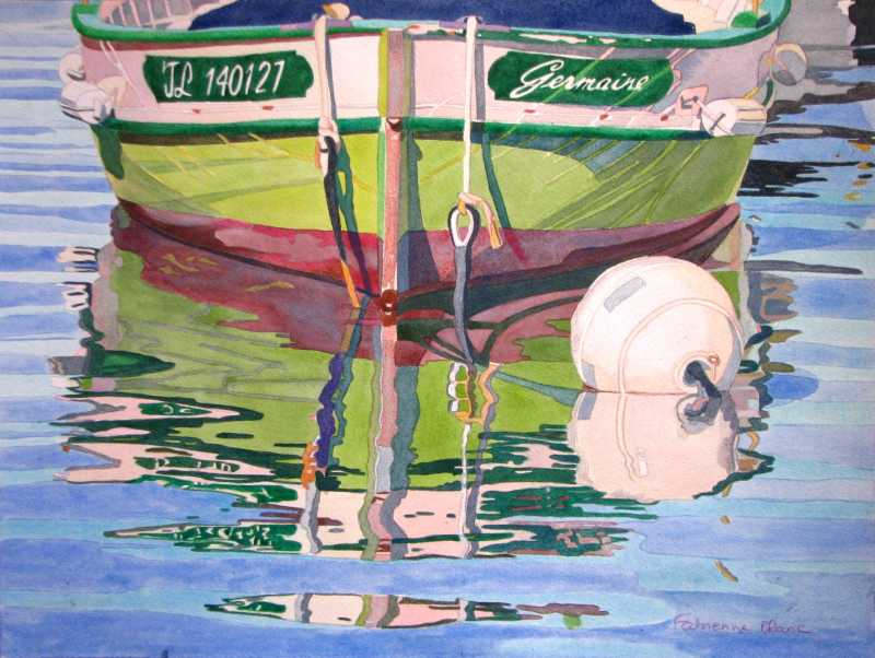 Germaine by  Fabienne Blanc - Masterpiece Online