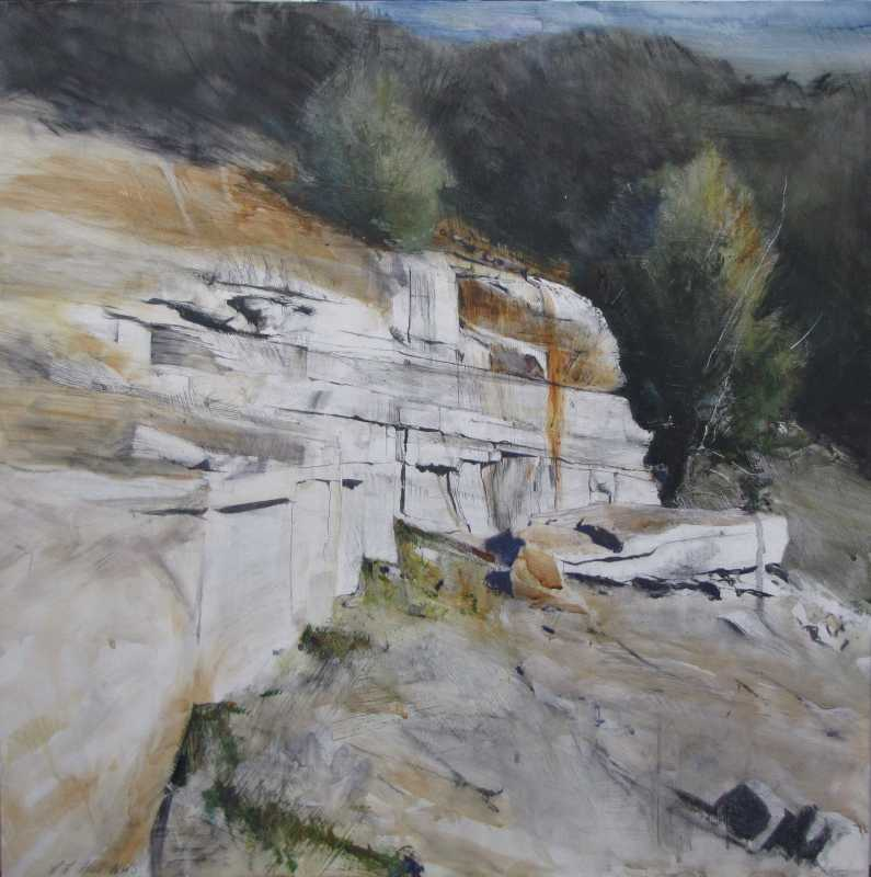 Durango Afternoon by  Lane Hall - Masterpiece Online