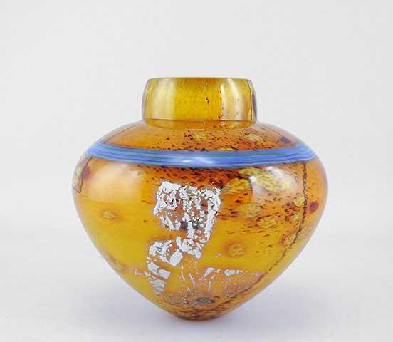 Emperor Bowl/Sahara by  Randi Solin - Masterpiece Online