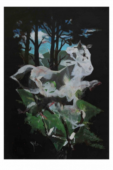 Ghost Horse, 2015