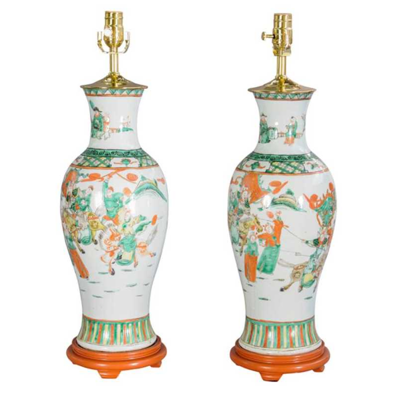 Pair of 19th Century ... by  Chinese  - Masterpiece Online