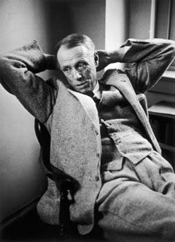 Sinclair Lewis, New Y... by  Alfred Eisenstaedt - Masterpiece Online