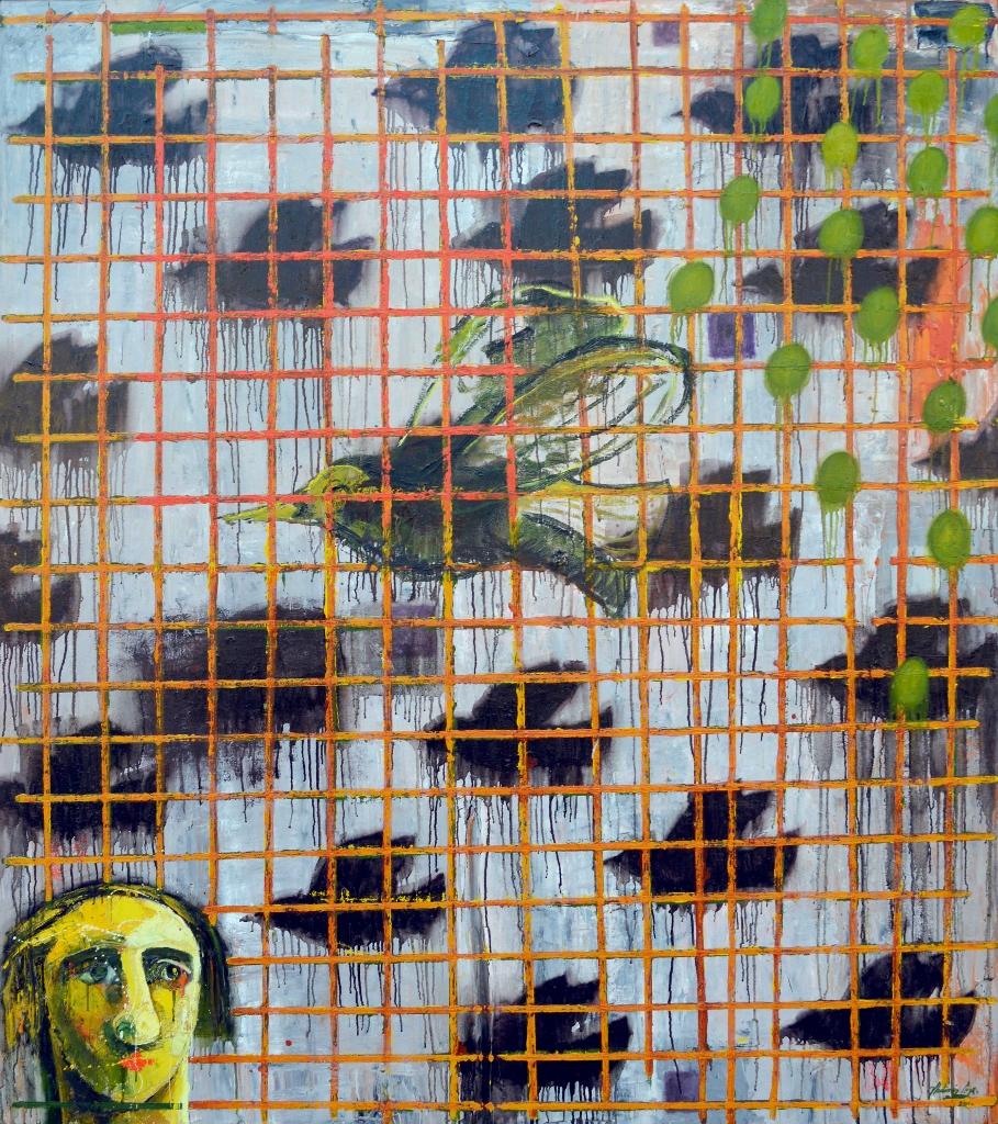 LA PAJARERA by Mr. VLADIMIR CORA - Masterpiece Online