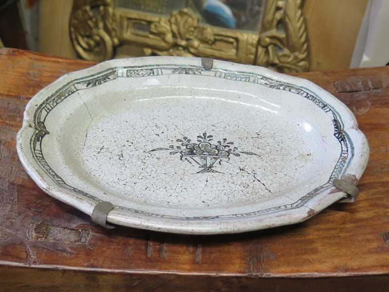 18th C. French Platte... by  None None - Masterpiece Online