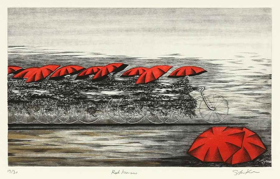 Red Horizons by  Shigeki Kuroda - Masterpiece Online