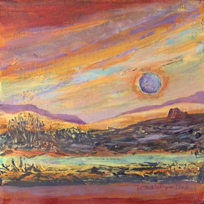 Touch of Sedona by  Marilyn Bos - Masterpiece Online
