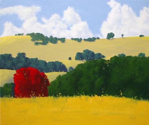 Toro Park by  Donald  Craghead - Masterpiece Online