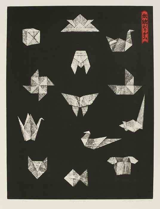 Origami No.1 by  Katsunori Hamanishi - Masterpiece Online