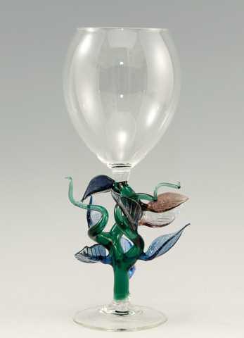 Viniform Goblet by  Bandhu Scott Dunham - Masterpiece Online