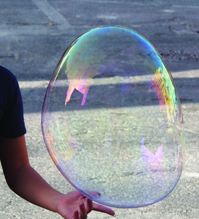 Untitled (Make Bubble... by  Khaled Youssef - Masterpiece Online