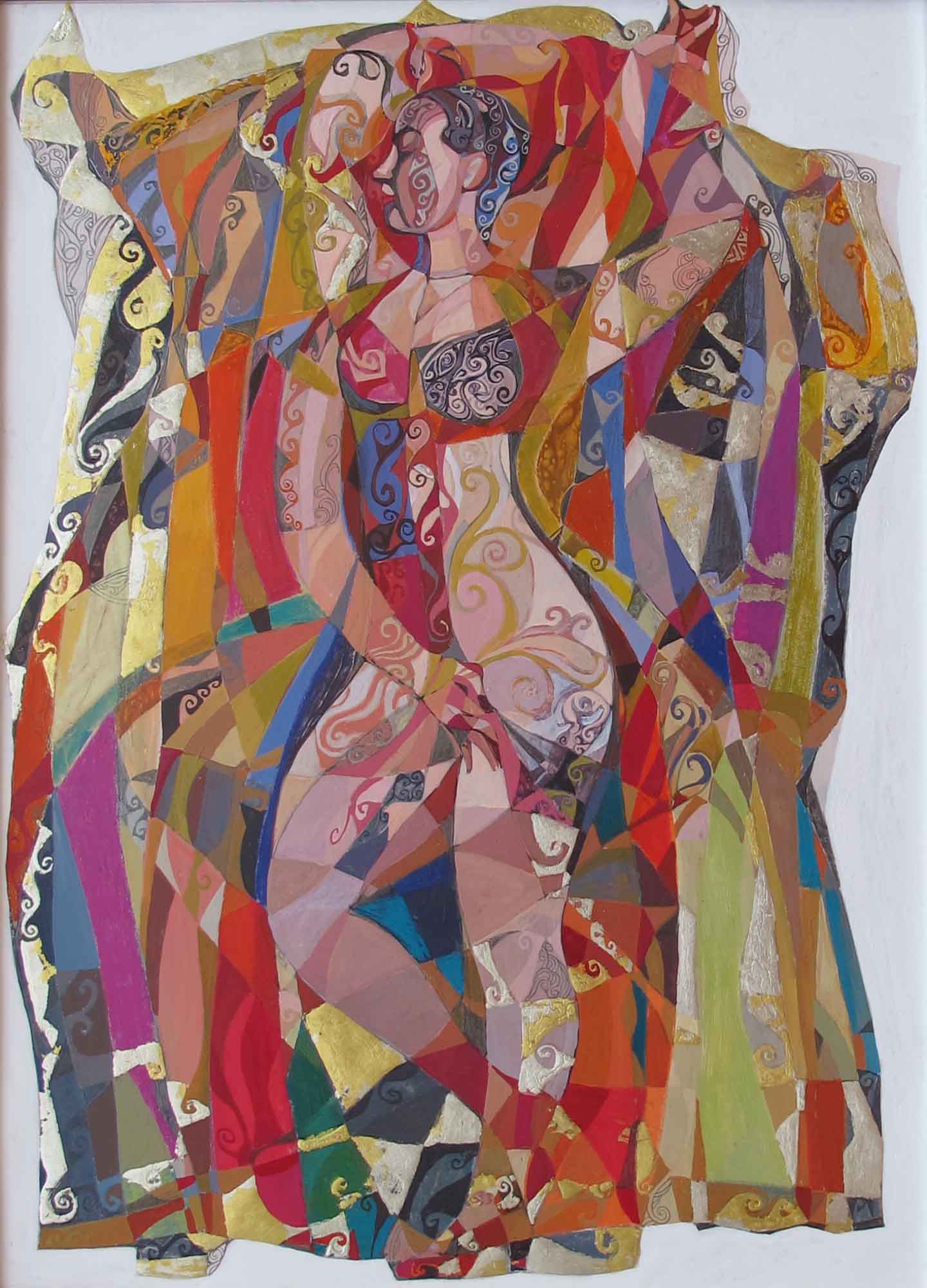 Women with Attitude: ... by  Daud Akhriev - Masterpiece Online