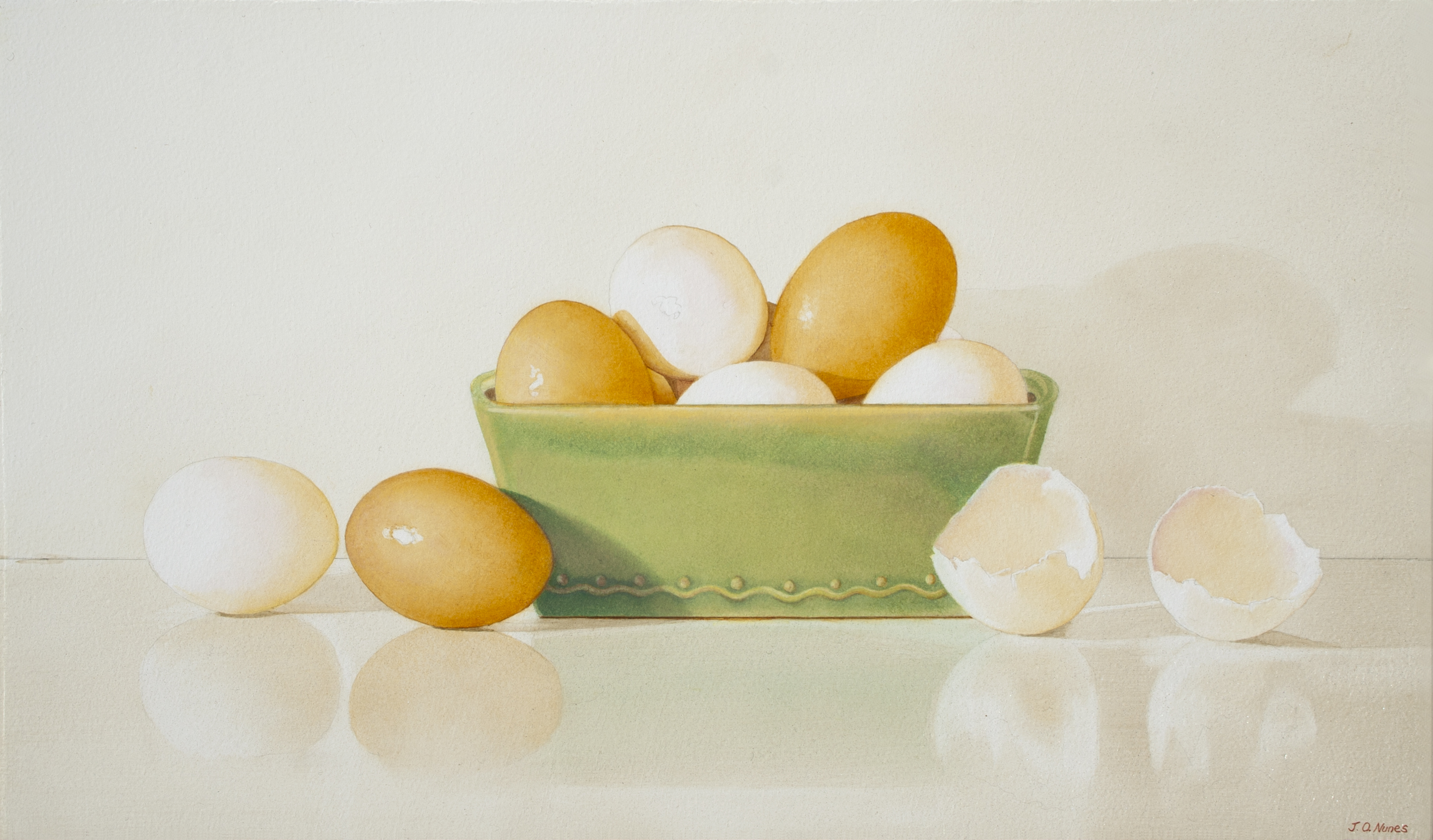 Eggs  by Ms. Judy Nunes