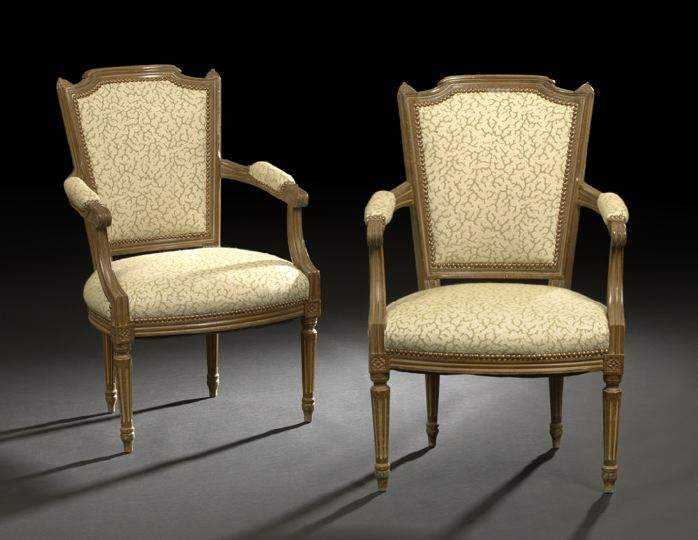 Pair of Armchairs by  Continental  - Masterpiece Online