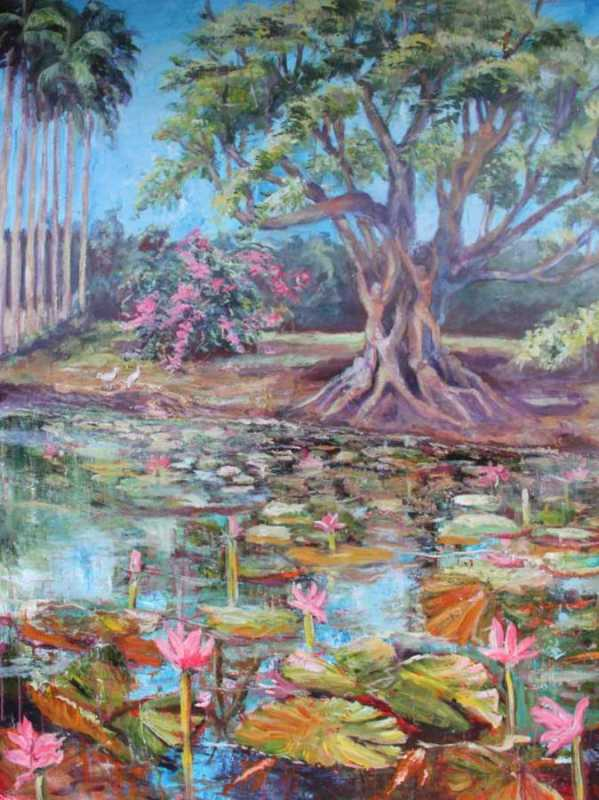 Tree Of Life 58x48 by Mrs. Susan Mains - Masterpiece Online