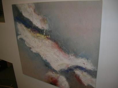 Exploding Cloud by  Baruj Salinas - Masterpiece Online