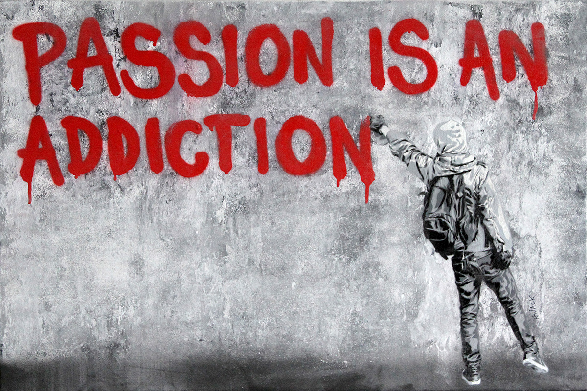 Passion by  Hijack  - Masterpiece Online