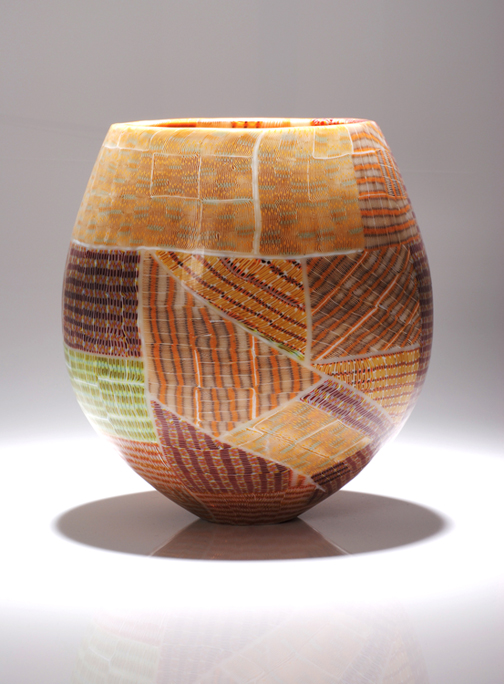 Textile 14 #7 represented  by  Giles Bettison