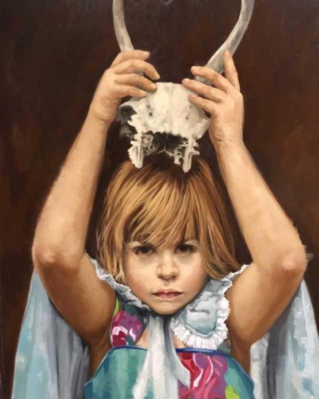 Nigella by  Diana Kirkpatrick - Masterpiece Online
