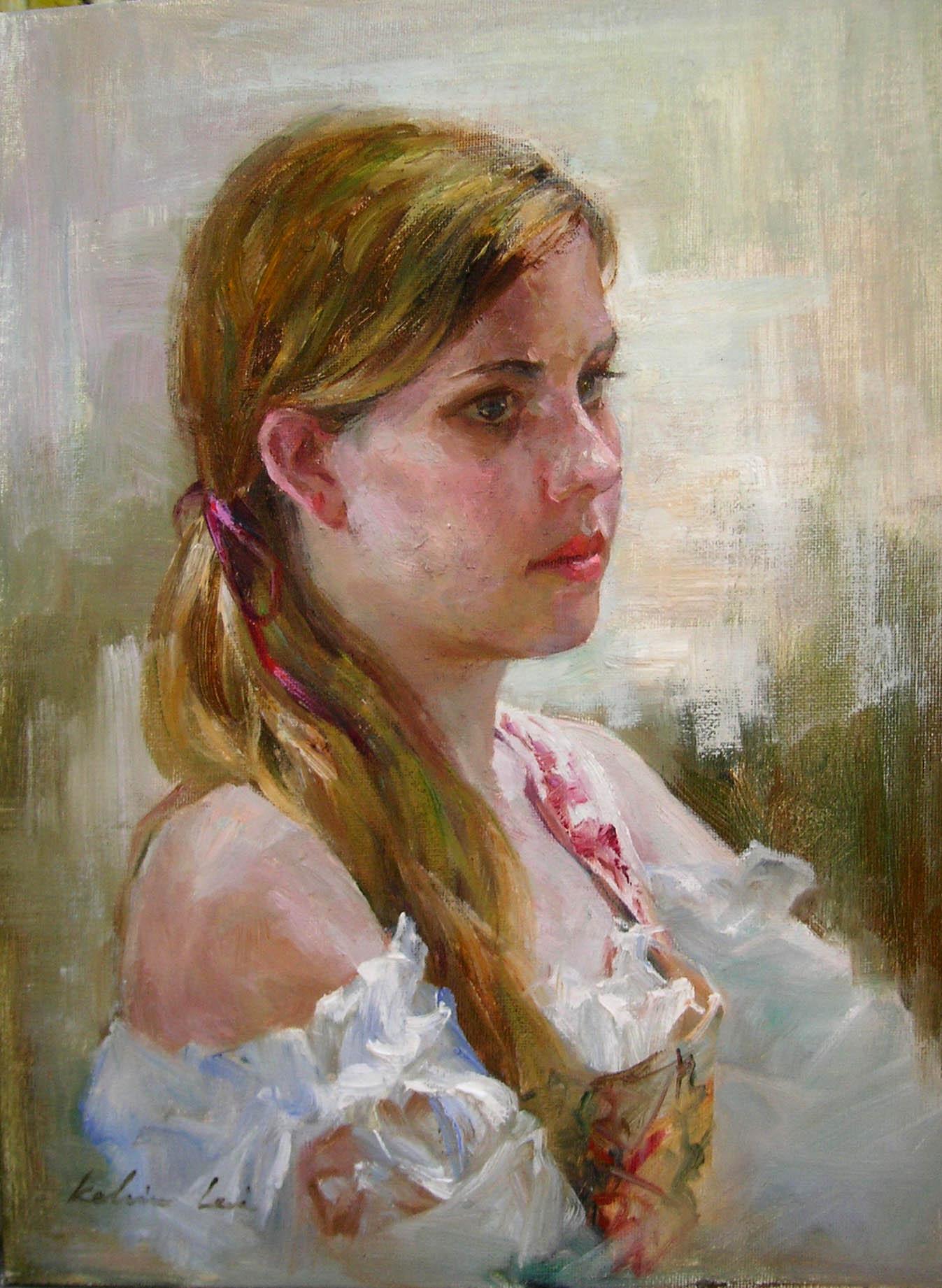 Charlotte by  Kelvin  Lei - Masterpiece Online