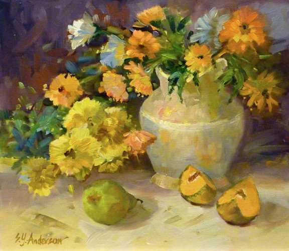 Abundant Array by  Susie Y. Anderson - Masterpiece Online