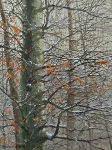 Winter Beeches by  Michael Wheeler - Masterpiece Online