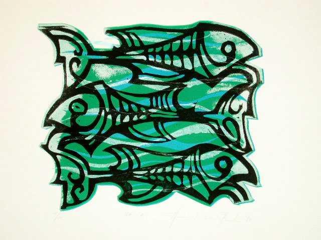 Na I'a Ed: 3/10 by  Herman Pi'ikea Clark - Masterpiece Online