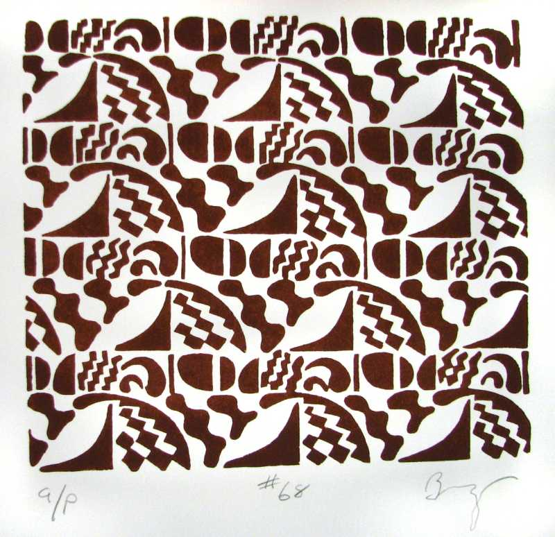 #68 (Brown) by  Brendt Berger - Masterpiece Online