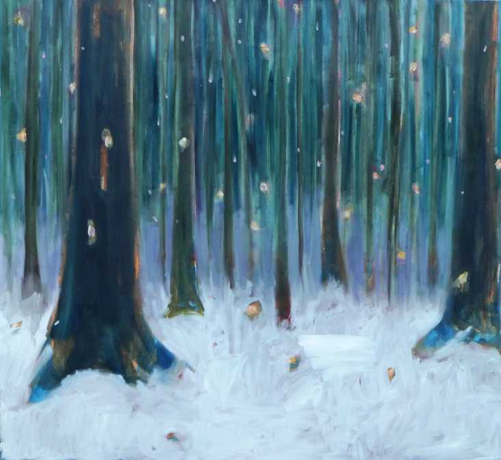 The Trees by  Carl Jennings - Masterpiece Online
