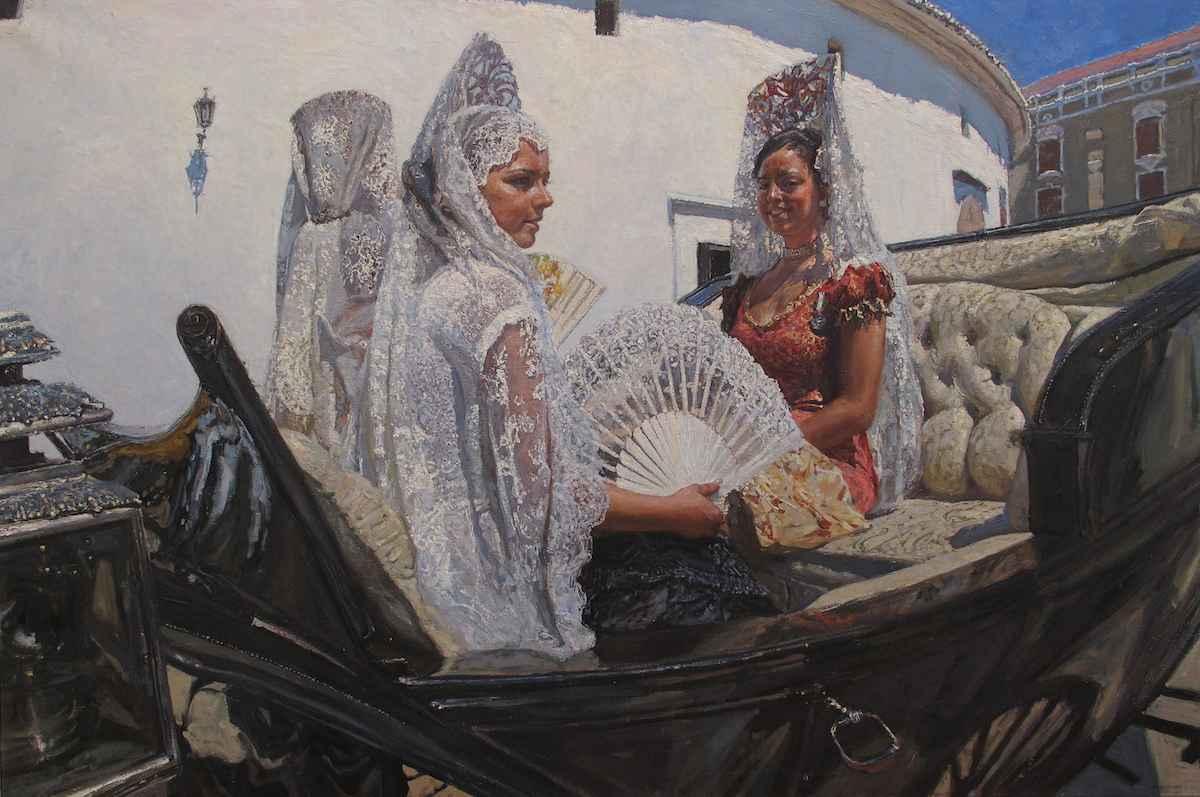 Goyescas by  Daud Akhriev - Masterpiece Online