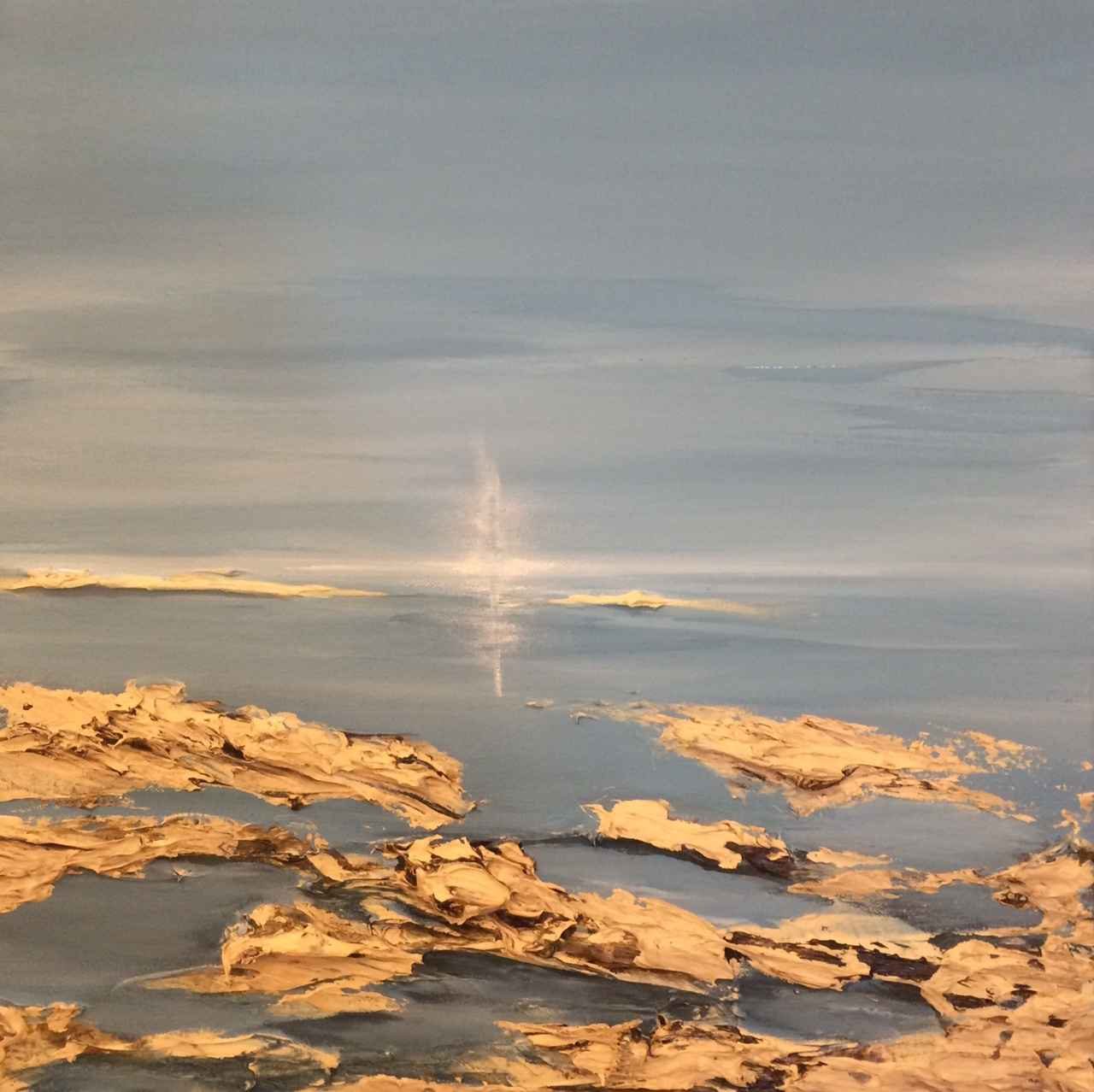 Seaside Melody Study by  Steve Lyons - Masterpiece Online