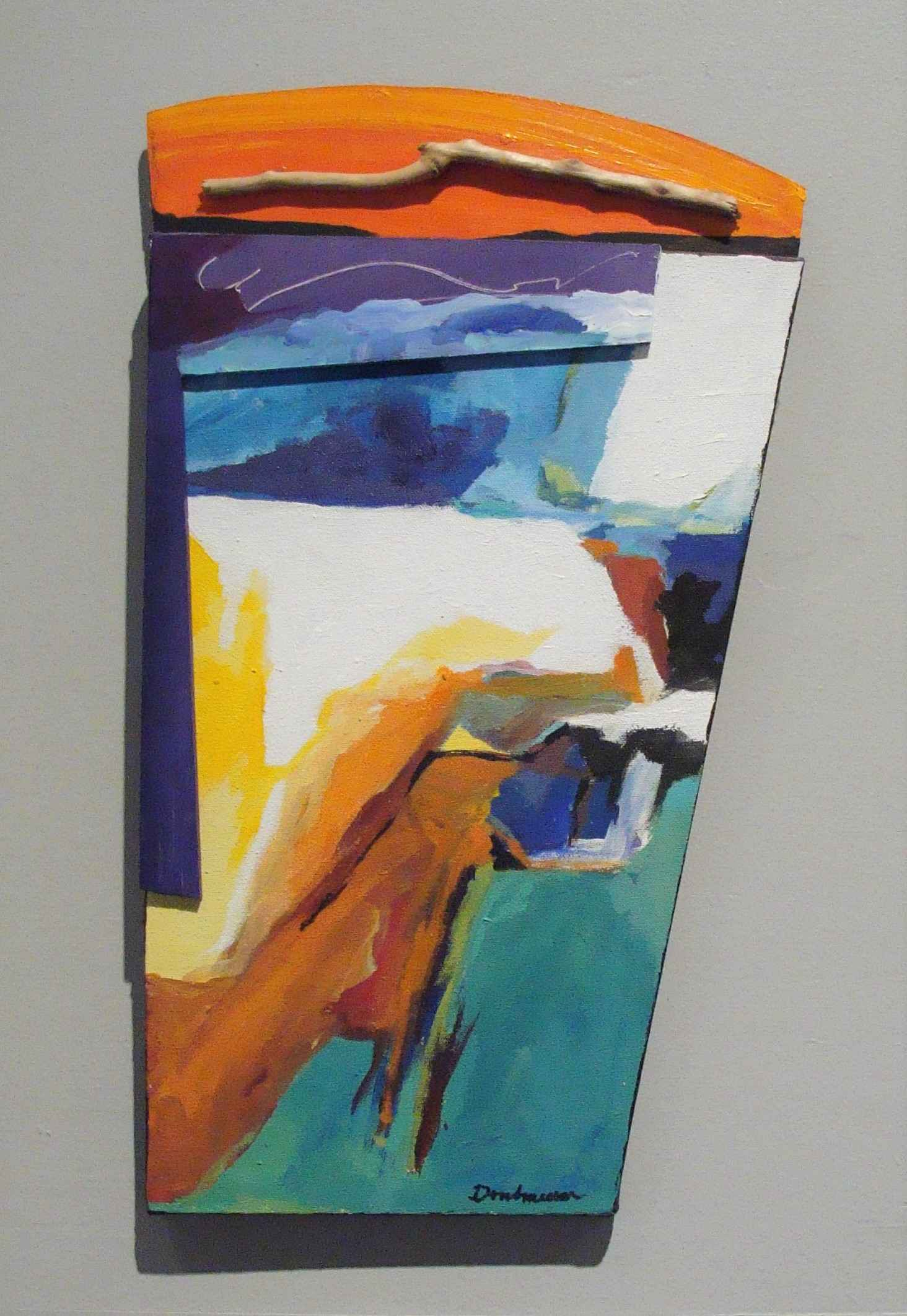 Untitled Abstract by Mr. Paul Donhauser - Masterpiece Online