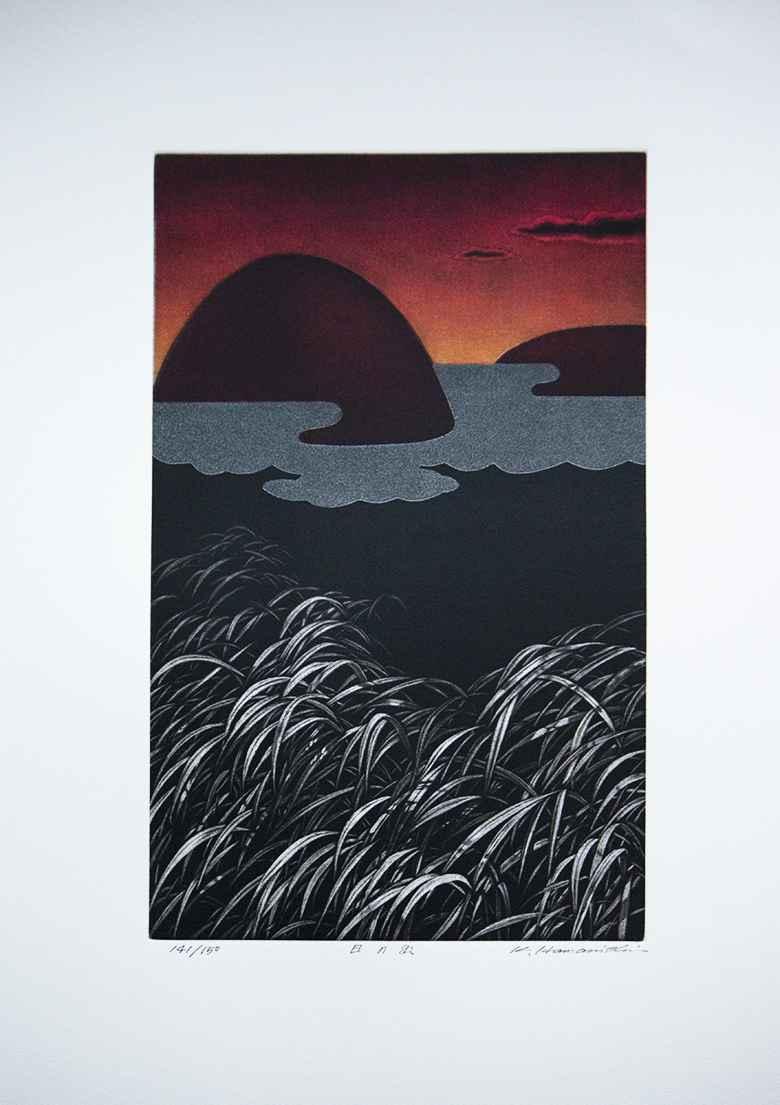 Sunrise by  Katsunori Hamanishi - Masterpiece Online