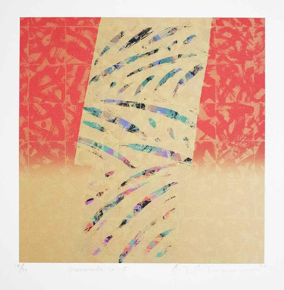 Promnade 32-5 by  Masao Minami - Masterpiece Online