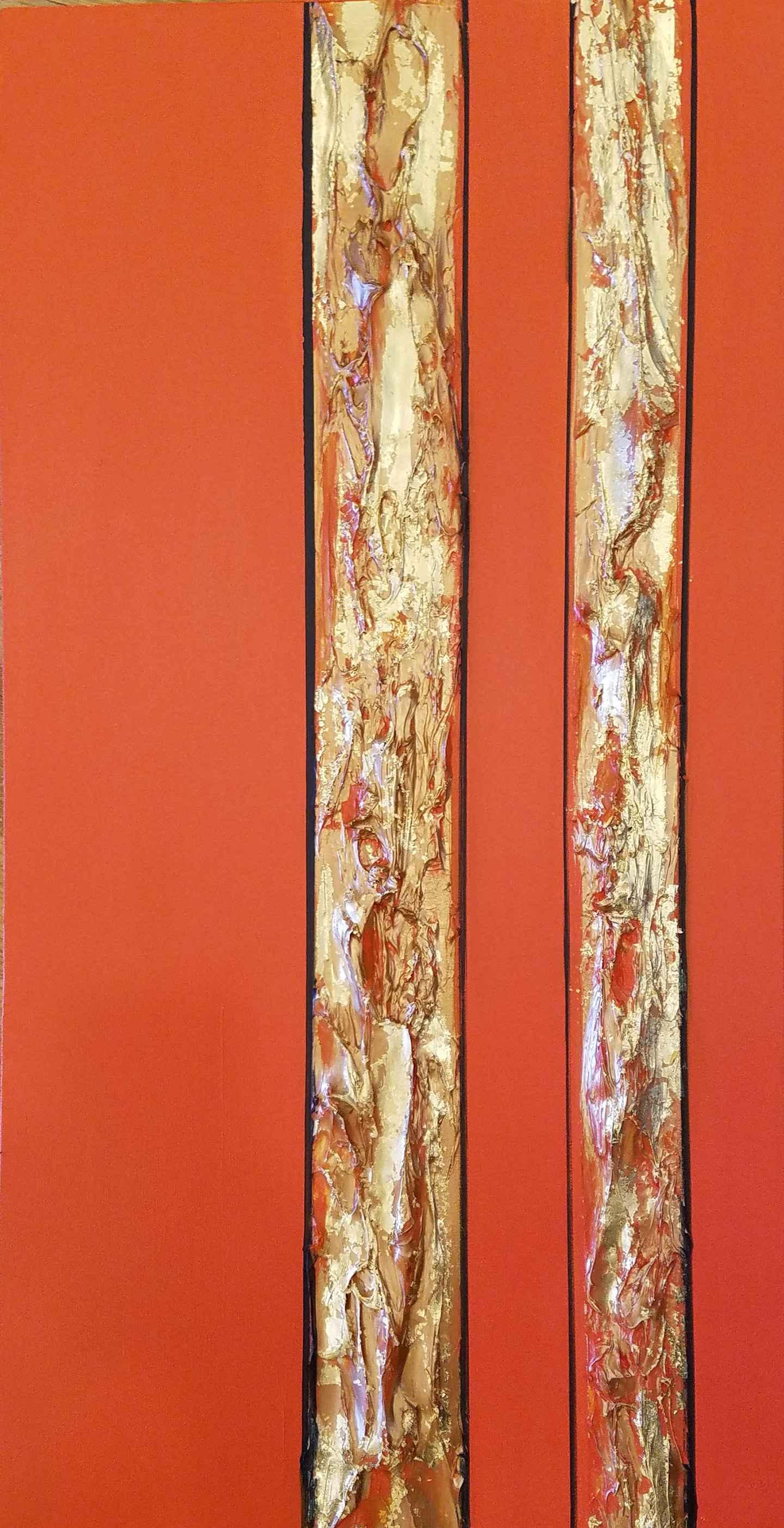The Orange One by  Steve Lyons - Masterpiece Online