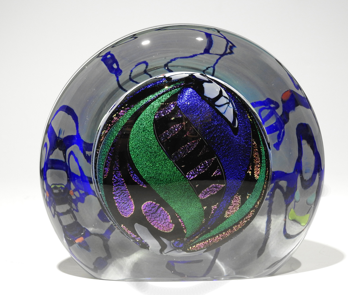 Sm Disk/Reactive Blue by  Rollin Karg - Masterpiece Online