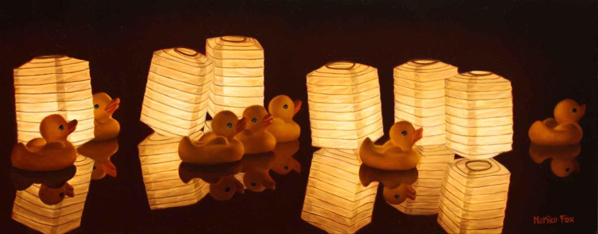 Luminaries by  Noriko Fox - Masterpiece Online
