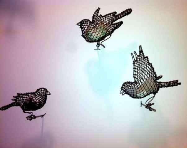 Finch Trio by  Helen Altman - Masterpiece Online