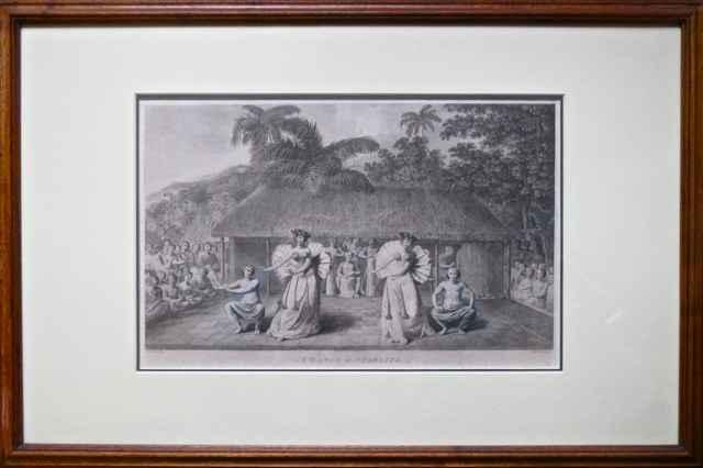 A Dance on Otaheite by  John Webber (1752-1793) - Masterpiece Online