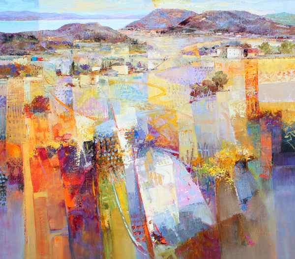Hill Country by  Mario Malfer - Masterpiece Online