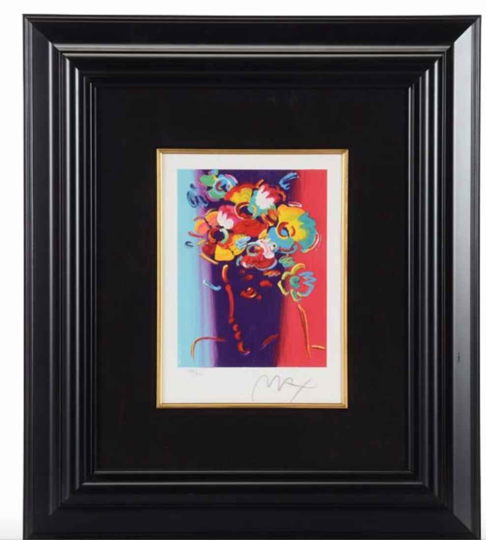 Roseville Profile by  Peter Max - Masterpiece Online